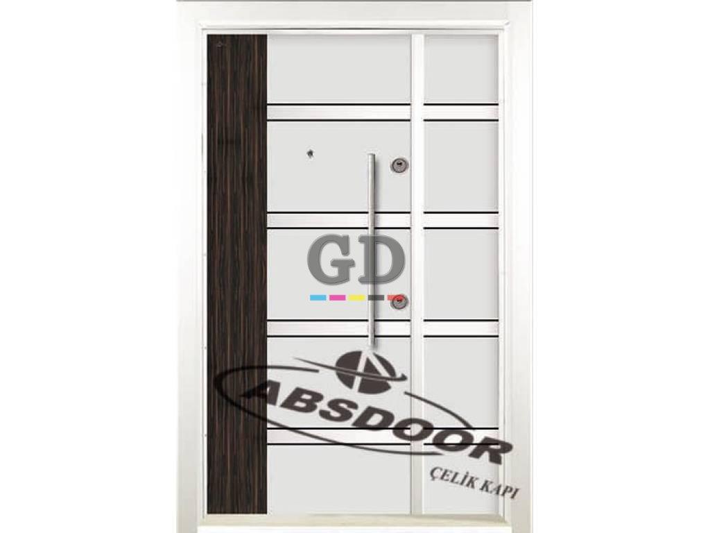Abs Door 1912 Villa Çelik Kapısı
