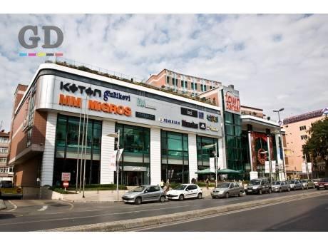 Bakırköy Town Center Dış Cephe ve Seramik Granit Uygulaması