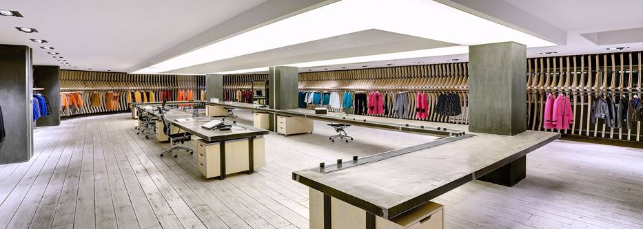 Mağaza Dekorasyonu Dizayn Ve Tasarım