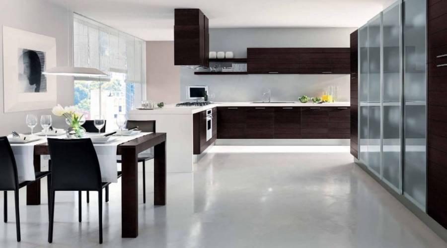 Geniş Ve Kullanışlı Modern Mutfak Tasarım Fikirleri