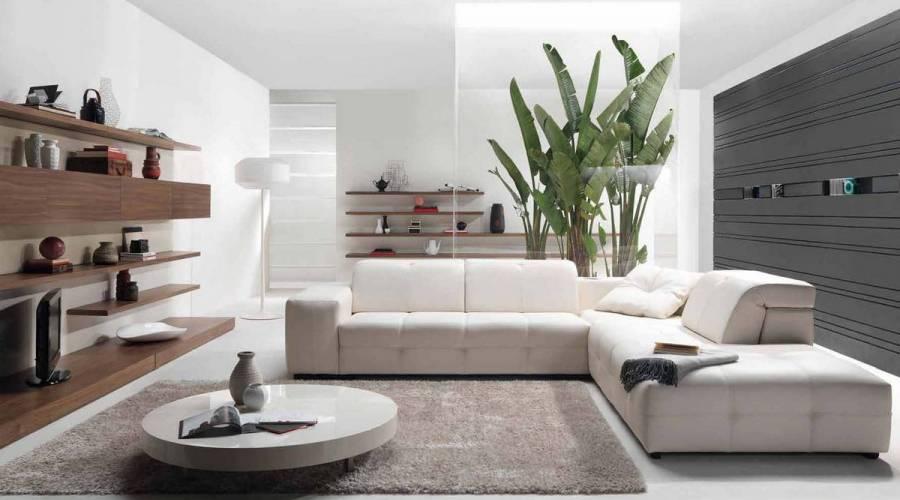 Modern Tasarımlar Ile Salon Dekorasyonu Fikirleri