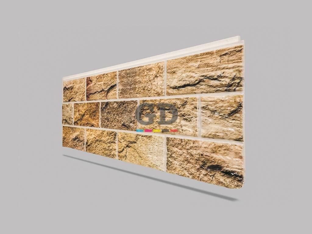Çakma Taş Görünümlü Duvar Kaplama