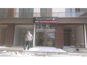 Beykent Kalekent Reality Pars Gayrimenkul Ofis Dekorasyonu
