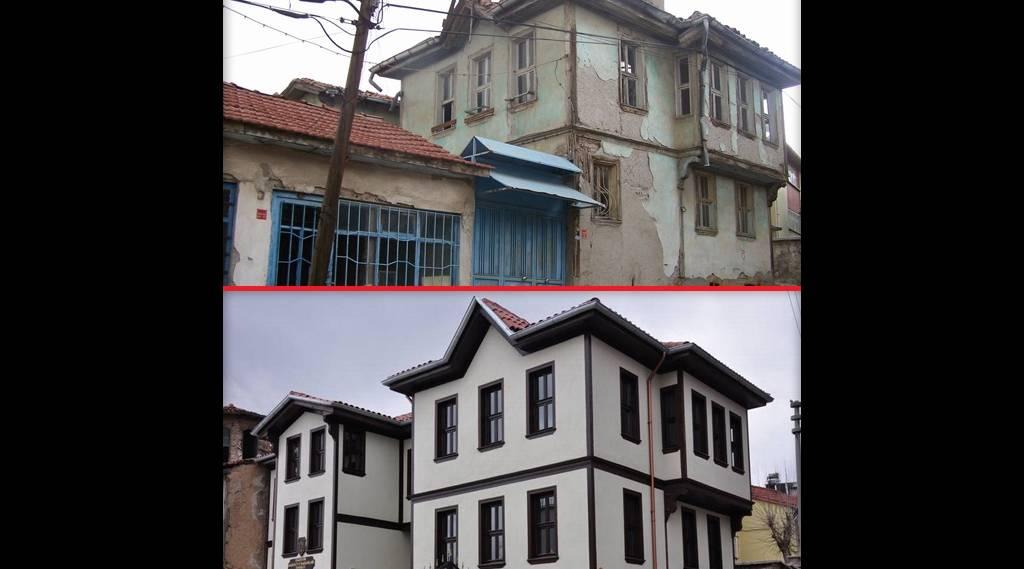 Tarihi Ev Restorasyonu 3