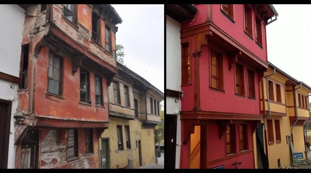 Tarihi Ev Restorasyonu