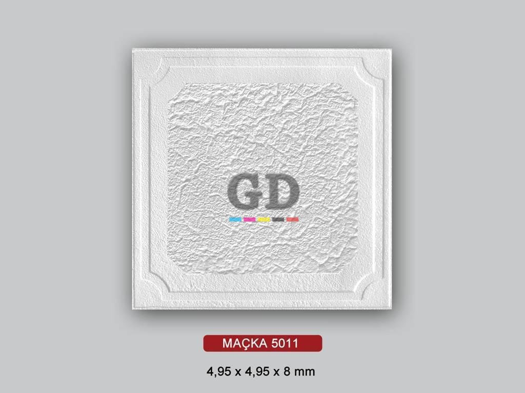 Maçka 50X50 Strafor Tavan Plakası