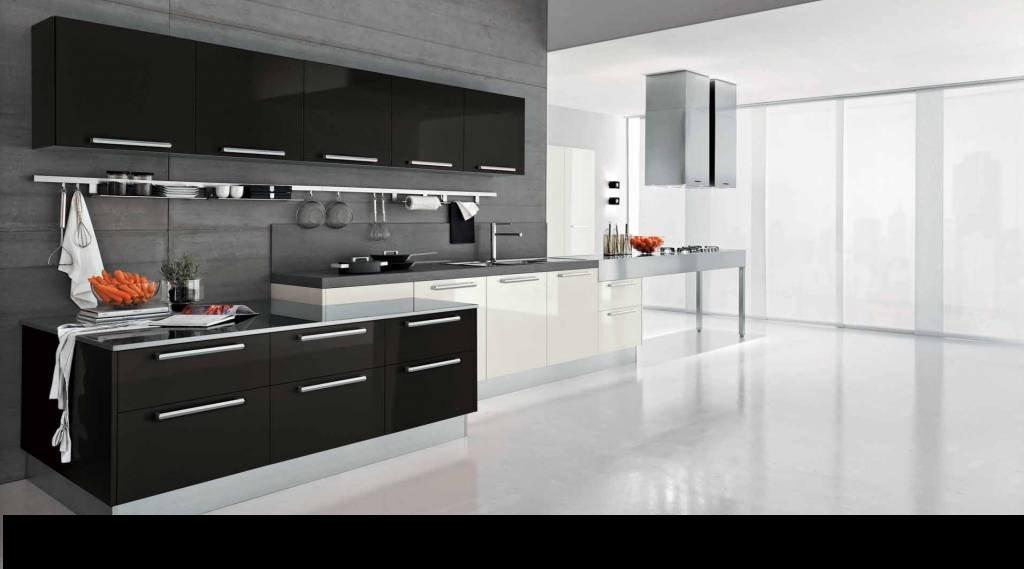 Modern, Geniş Ve Ferah Mutfak Dekorasyon Fikirleri