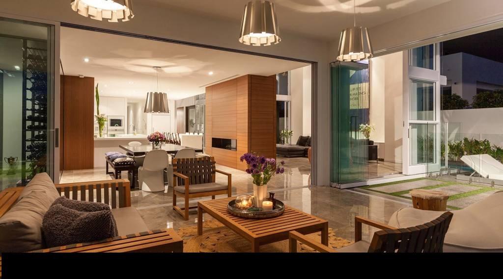 Modern Salon Ve Oturma Odası Dekorasyon Tasarım Fikirleri