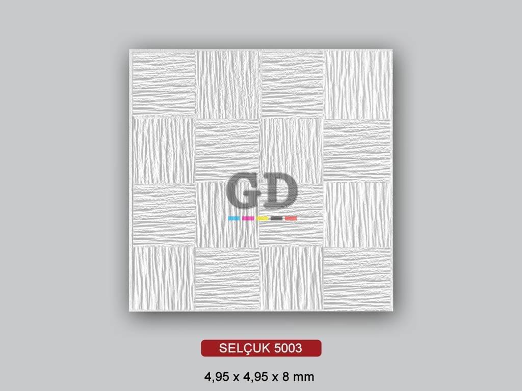 Selçuk 50X50 Strafor Hasır Desenli Kaplama
